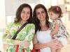Zulma Mercadante, Renata e Nina Nahar