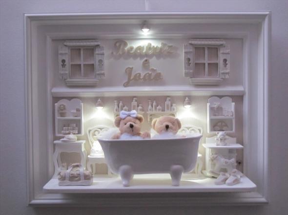 Enfeites para quarto de bebê BossaMe ~ Ver Quadros Para Quarto De Bebe