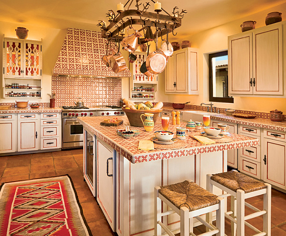 Dicas de decor azulejos pela casa bossame bossame - Spanish home interior design ideas ...