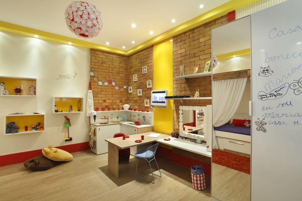 Dicas de decoração montando o quarto ideal das crianças