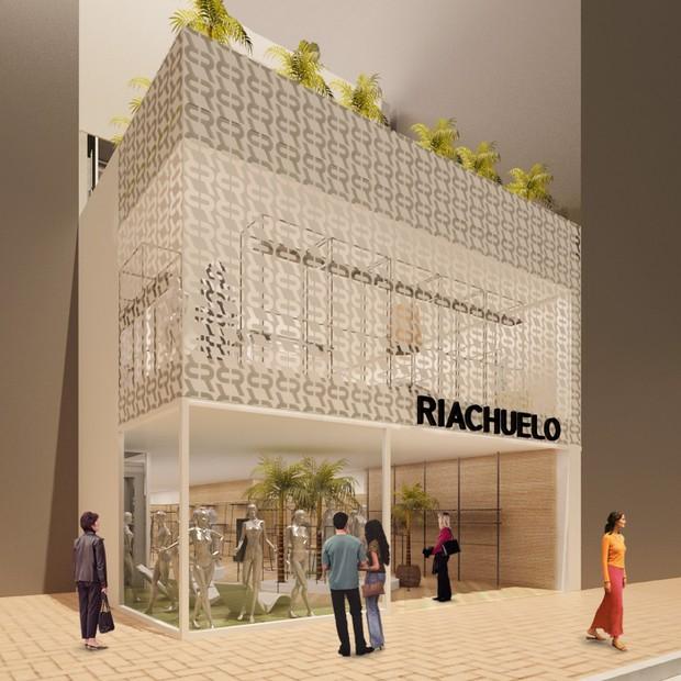 005340a2aa Riachuelo inaugura sua primeira loja em Ipanema